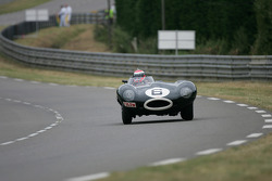 Jaguar D-type n°6 : Johnny Herbert