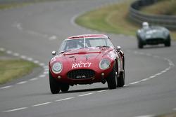 Ferrari 375 Coupe n°23 : Jo Barnford, Alain de Cadenet