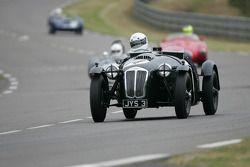 Frazer Nash Le Mans Replica n°44 : Andrew Hall, Peter Bradfield