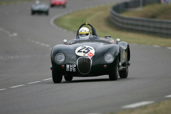 Jaguar C-type n°25 : David Wenman, Julian Bronson