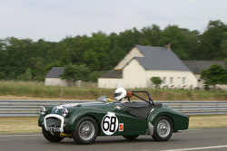 Triumph TR2 n°68 : Tony Dron, Nick Marsh