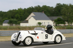 BMW 328 n°51 : Friedhelm Tang