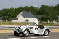 BMW 328 n°52 : Michael Parr
