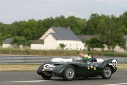 Lotus IX n°56 : Malcolm Ricketts
