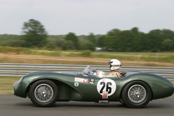 Aston Martin DB3/S n°26 : Martin McGlone, Chris Clegg