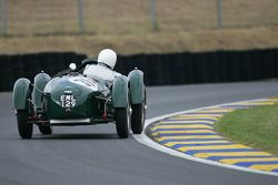 Aston Martin Speed Model n°31 : David Freeman, Russell Busst