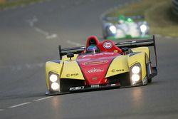 #23 Welter Racing WR Peugeot: Jean-Bernard Bouvet, Sylvain Boulay, Robert Julien