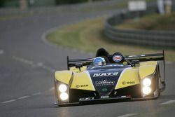 #24 Welter Racing WR Peugeot: Yojiro Terada, Patrice Roussel, William Binnie