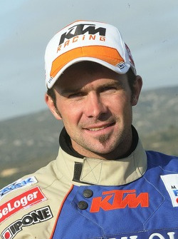 Team Gauloises KTM: Cyril Despres