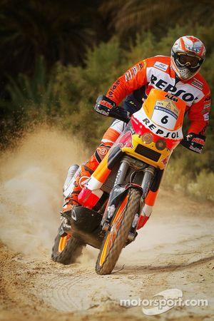 Team Repsol Red Bull KTM : Giovanni Sala