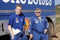 Team de Rooy: Gerard de Rooy et Jan de Rooy