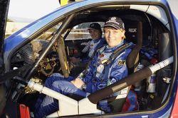 Volkswagen Motorsport: Jutta Kleinschmidt and Fabrizia Pons
