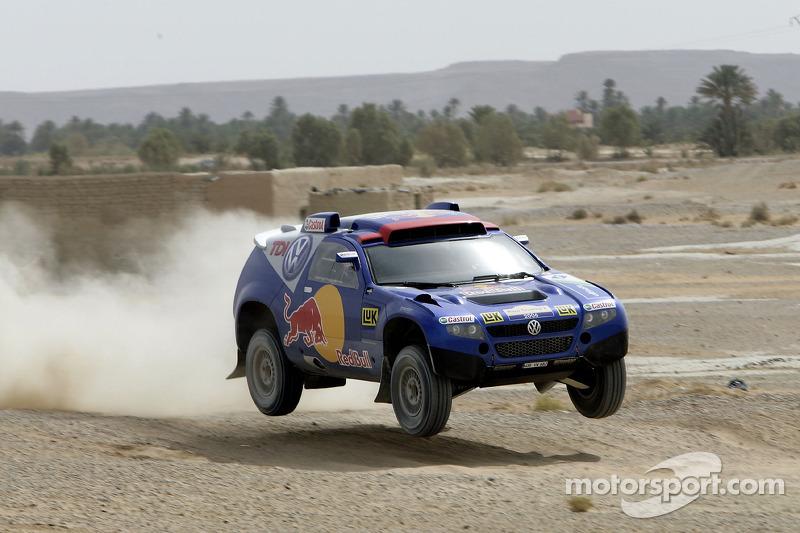 Volkswagen Motorsport: Jutta Kleinschmidt y Fabrizia Pons