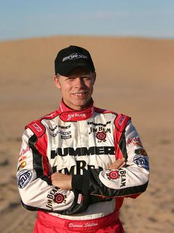 Team Gordon: Darren Skilton co-driver for Robby Gordon