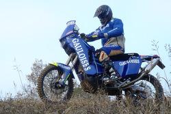 Motorcycle preparation
