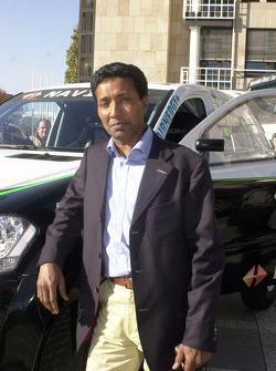 Kwikpower Mercedes-Benz Team: Balbir Singh