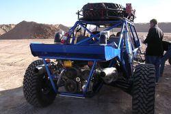 Vanguard Racing: Le garage à Las Vegas