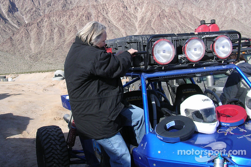 Vanguard Racing: règle de sécurité, Nancy Knapp Schilke