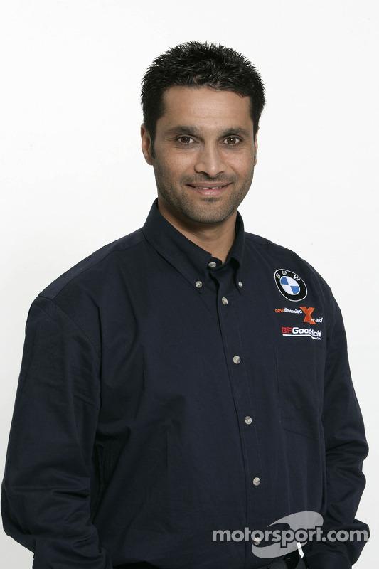 X-raid: le pilote Nasser Al Attiyah
