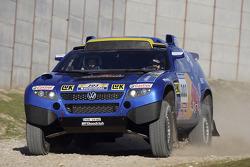 Volkswagen Motorsport en el Jarama: Jutta Kleinschmidt y Fabrizia Pons