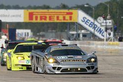 #63 ACEMCO Motorsports Saleen S7R: Terry Borcheller, Johnny Mowlem, Ralf Kelleners