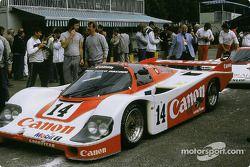 #14 Richard Lloyd Racing Porsche 956