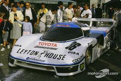 #36 Tom's Team Tom's Toyota 85C