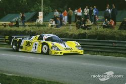 #7 Joest Racing Porsche 956: Клаус Людвиг, Джон Уинтер, Паоло Барилла