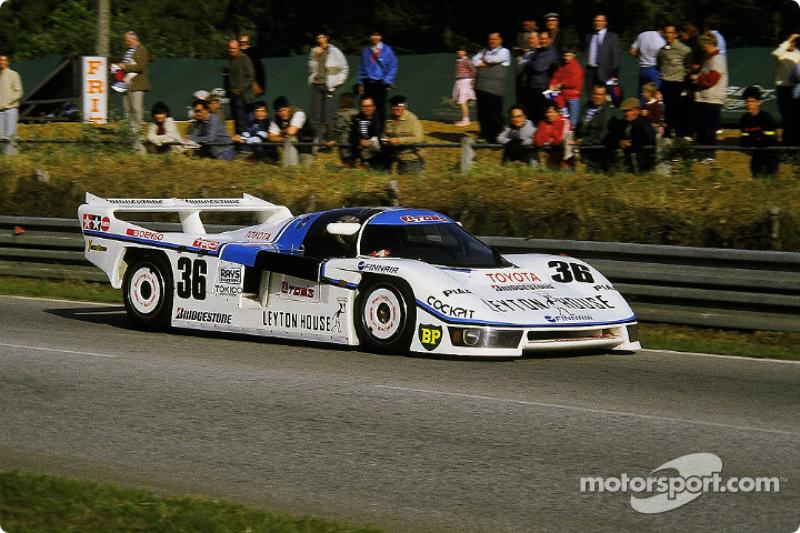 1985: Toyota 85C-L