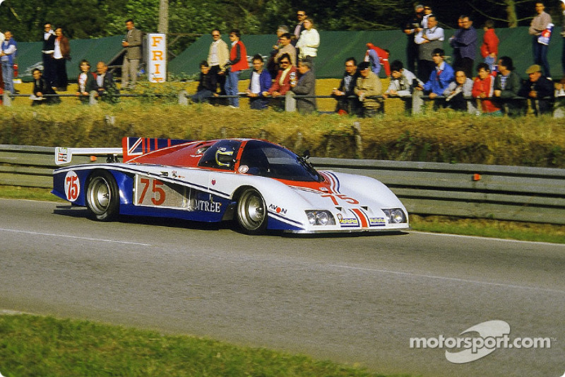 #75 ADA Engineering Gebhardt JC843 Ford: Steve Earle, John Sheldon, Ian Harrower