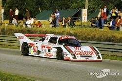 #90 Jens Winther Denmark URD C83 BMW: Jens Winther, David Mercer, Margie Smith-Haas