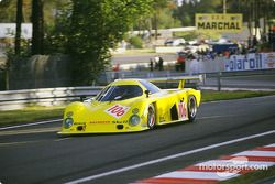 #106 Bruno Sotty Lotec - Ford: Martin Wagenstätter, Kurt Hild
