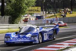#11 Kremer Porsche Racing Porsche 962C: Jean-Pierre Jarier, Mike Thackwell, Franz Konrad
