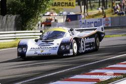 #3 Rothmans Porsche 962C: Al Holbert, John Watson, Vern Schuppan