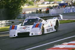 #5 Martini Lancia LC2-83/85: Анри Пескароло и Мауро Бальди