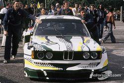 #50 Hervé Poulain BMW 320i