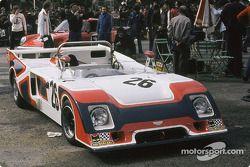 #26 Société Racing Organisation Chevron B36 ROC