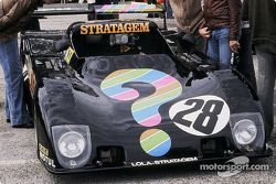 #28 Jean-Marie Lemerle Lola T294 Ford