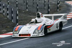 #4 Martini Racing, Porsche 936: Jürgen Barth, Hurley Haywood, Jacky Ickx