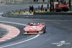#21 Francy Racing Sauber C5 BMW: Eugen Strähl, Peter Bernhard