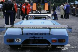 #23 Sauber C5-BMW