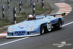 #23 Francy Sauber AG Sauber C5 BMW: Marc Surer, Eugen Strähl, Harry Blumer
