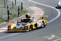 #4 Ecurie Calberson Renault-Alpine A442A: Jean Ragnotti, Guy Fréquelin, José Dolhem, Jean-Pierre Jabouille