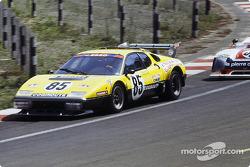 #85 Ecurie Francorchamps Ferrari 512 BB: Teddy Pilette, Raymond Touroul, Jean Beurlys