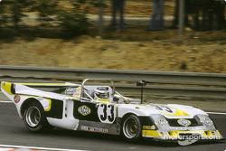 #33 Racing Organisation Corse Chevron B36 ROC: Marcel Tarrès, Alain Dechelette, Charles Dechelette