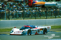 #36 Dauer 962 LM GT: Мауро Бальди, Янник Дальма, Харли Хейвуд