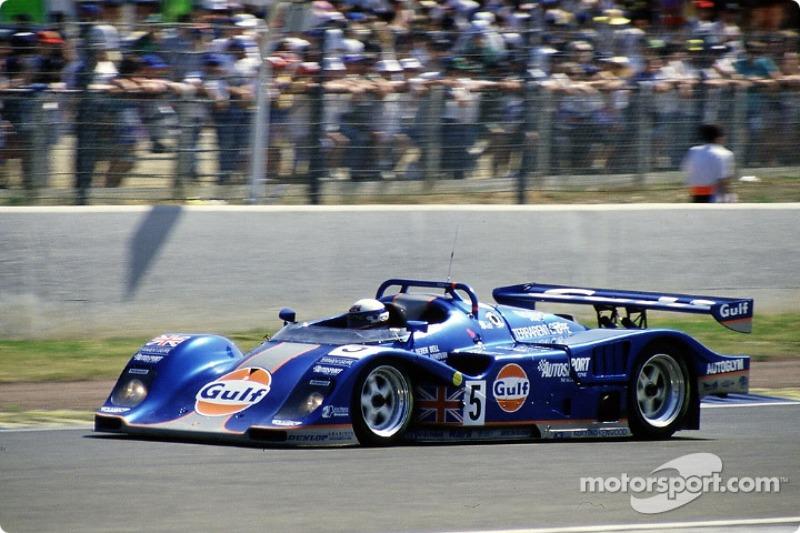 №5 Gulf Racing Kremer K8: Дерек Белл, Юрген Лассиг, Робин Донован