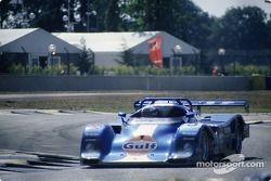 #5 Gulf racing Kremer K8: Derek Bell, Jürgen Lässig, Robin Donovan