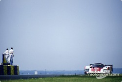#4 Trust Racing Toyota 94C: Bob Wollek, George Fouché, Steven Andskar