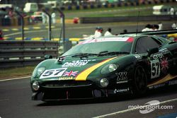 #57 Jaguar XJ220: Richard Piper, Tiff Needell, James Weaver